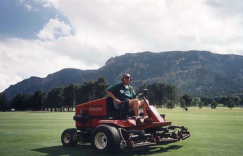 Joseph @ The Broadmoor 1995 Women's 50th U.S. Open